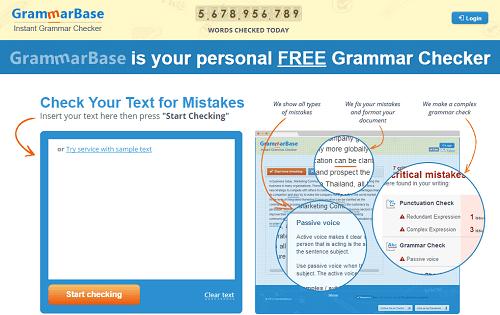 Check lỗi ngữ pháp