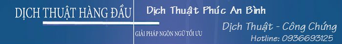 cong ty dich thuat